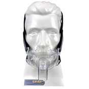 Respcare Hybrid Full Face CPAP Mask