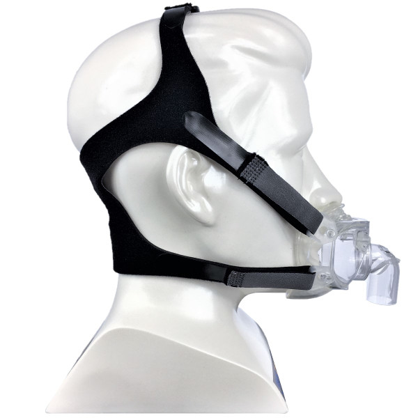 Hybrid Full Face CPAP Mask Seal