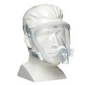 Mannequin Wearing FitLife Mask
