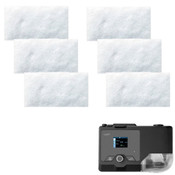 6 White Filters for Luna Machines