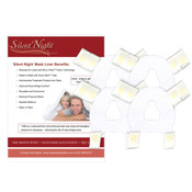 Silent Night Nasal Mask Liners