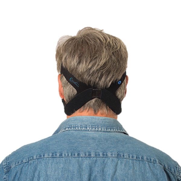 Headgear Fit Across Back of Head