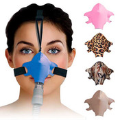 SleepWeaver® Advance Nasal Cloth CPAP Mask by Circadiance