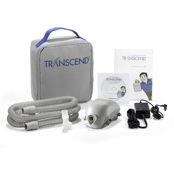 Transcend CPAP with Accessories