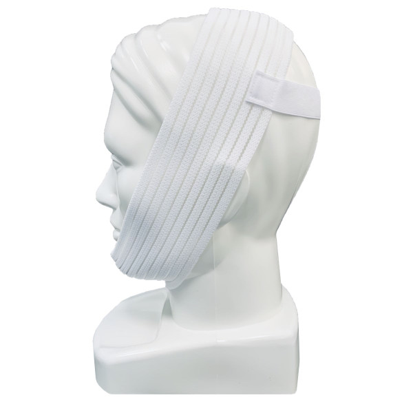 Side View Chin Strap Around Head