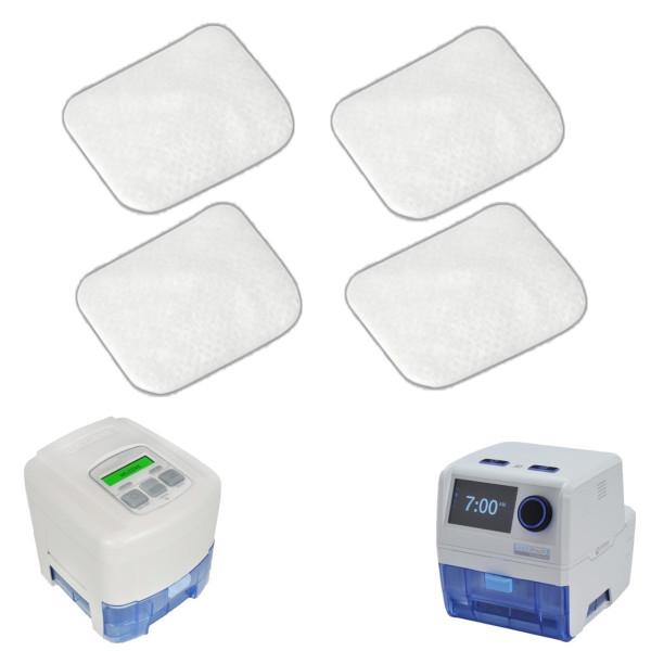 4 Filters for IntelliPAP CPAP