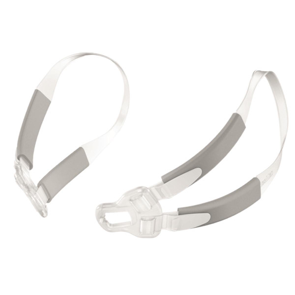 Gray Bella Loop Headgear