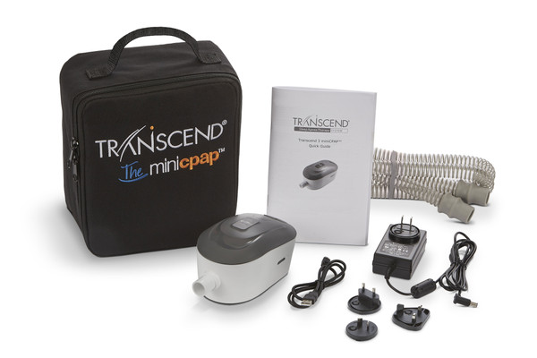Transcend 3 CPAP Complete Supplies