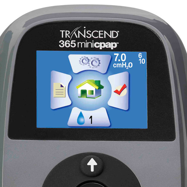 Transcend 365 Machine LCD Display