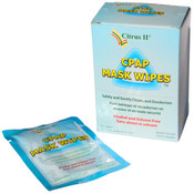 Citrus II Travel CPAP Wipes