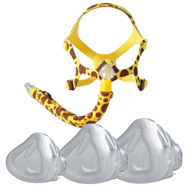 Wisp Pediatric Nasal CPAP Mask