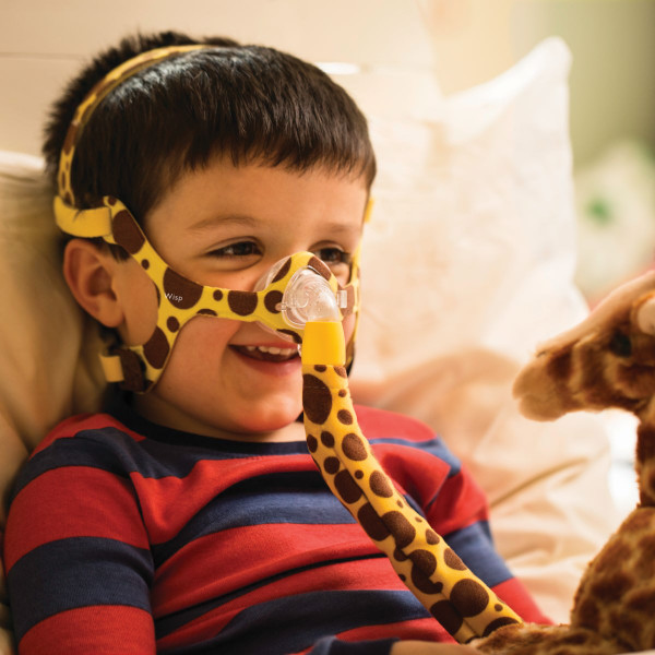 Respironics Wisp Pediatric Mask