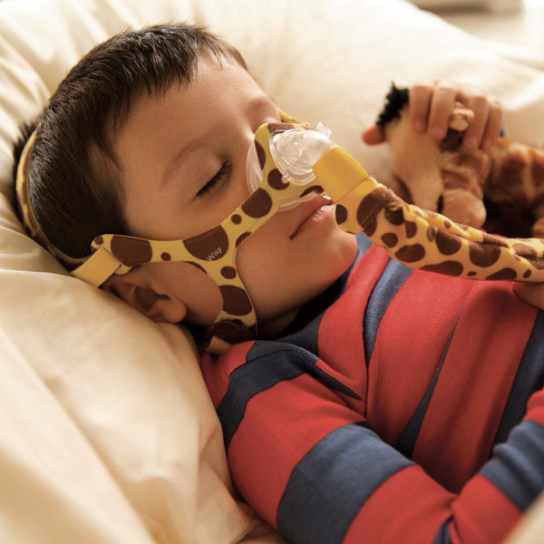 Wisp CPAP Mask for Kids