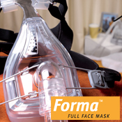 Forma Full Face Masks